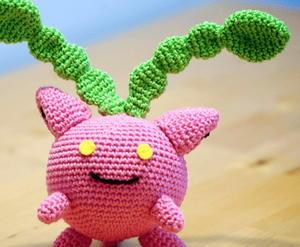 Crochet Pokemon Patterns - Crochet Now | 247x300