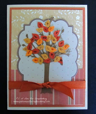 Fall Foliage DIY Card