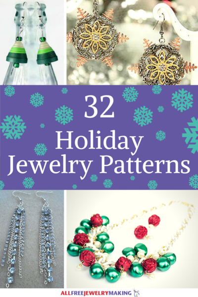 Winter Crafting 32 Holiday Jewelry Patterns