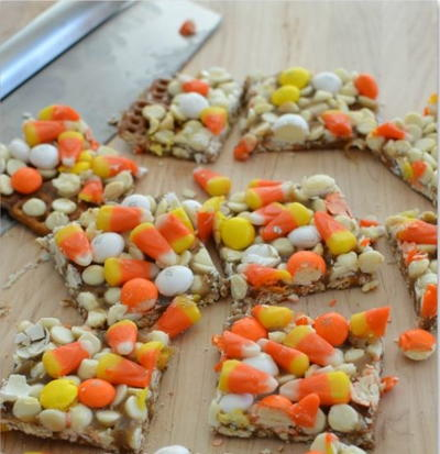 Sweet and Salty Halloween Crack
