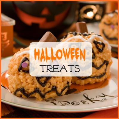 Top 12 Halloween Treats Mrfood Com