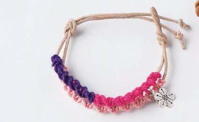 How to tie knots jewelry making