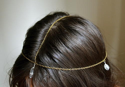 Chain Bohemian Hair Jewelry