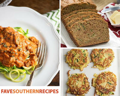 17 Amazing Southern Zucchini Recipes