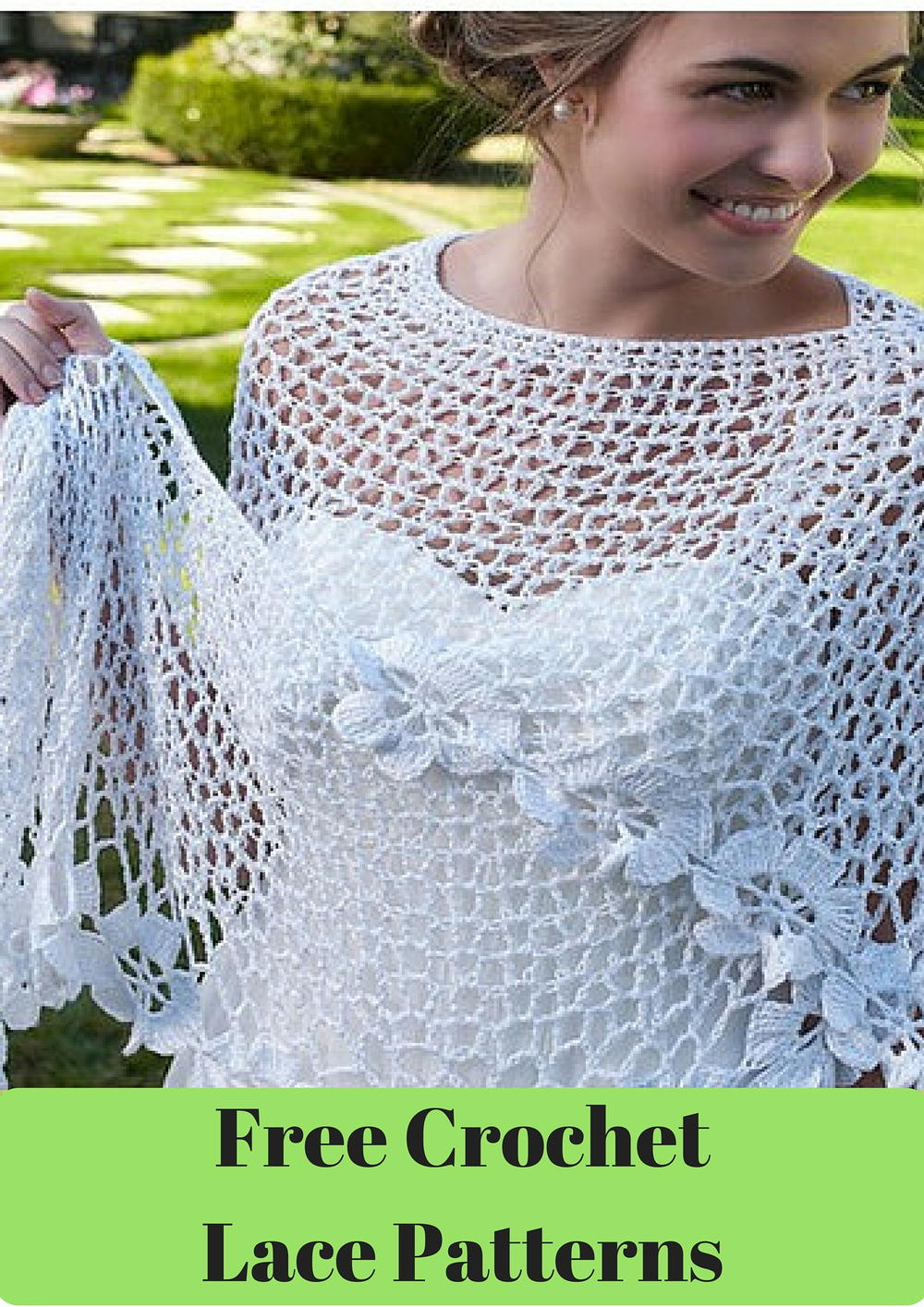 Free Crochet Patterns Online : 30 Free Crochet Lace Patterns AllFreeCrochet.com