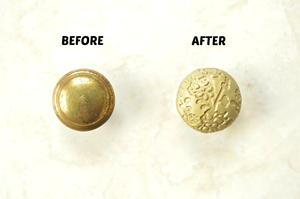 DIY Knobs Using Polymer Clay