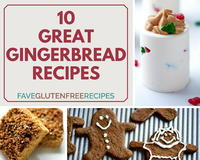 10 Great Gingerbread Recipes