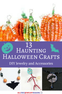 13 Haunting Halloween Craft Ideas for Jewelry and Accessories
