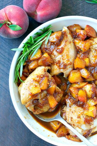 20 Easy Peach Recipes For Every Craving Recipelion Com