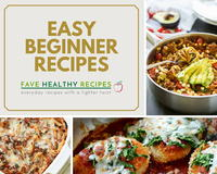 40 Easy Cooking Recipes for Beginners