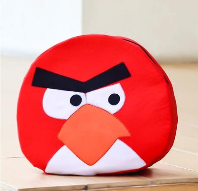 Angry Birds-Inspired Backpack