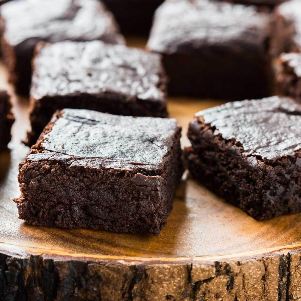 Easy Vegan Brownies Favehealthyrecipes Com