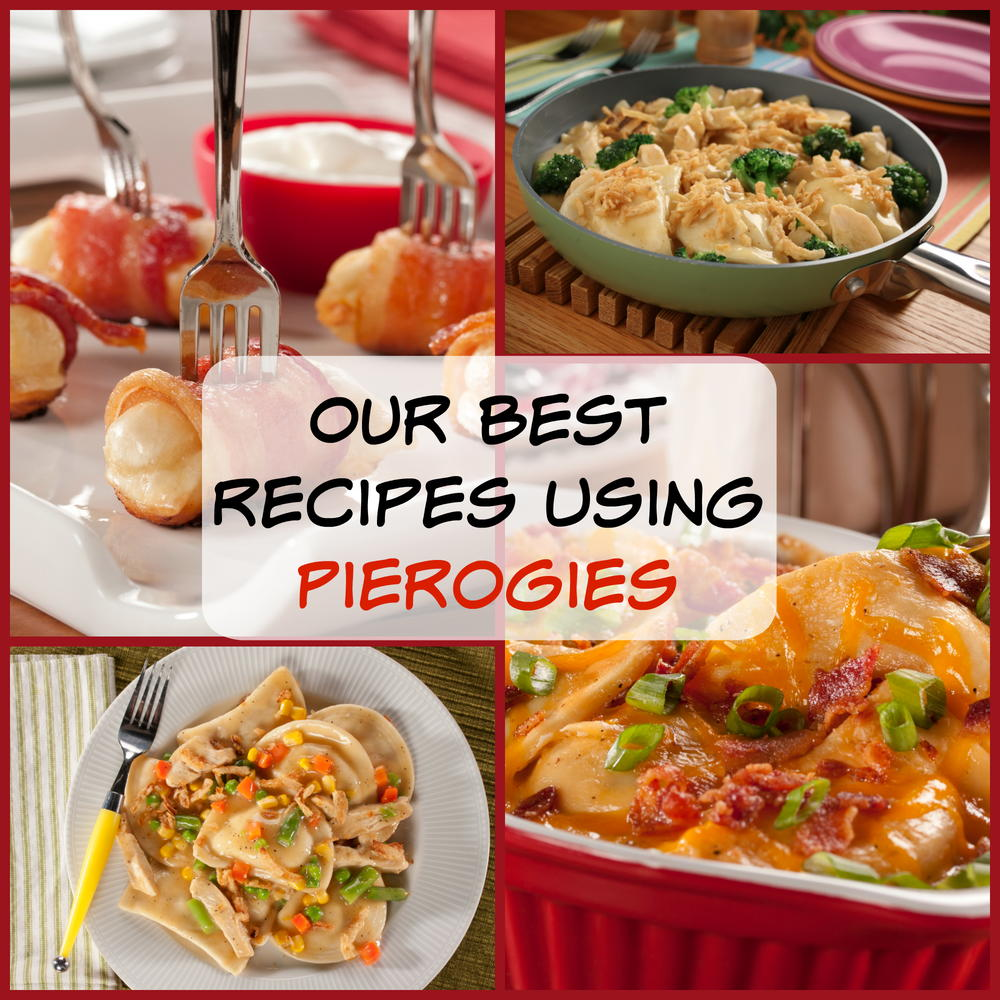 Our Best Recipes Using Pierogies: 6 Yummy Dinner Recipes