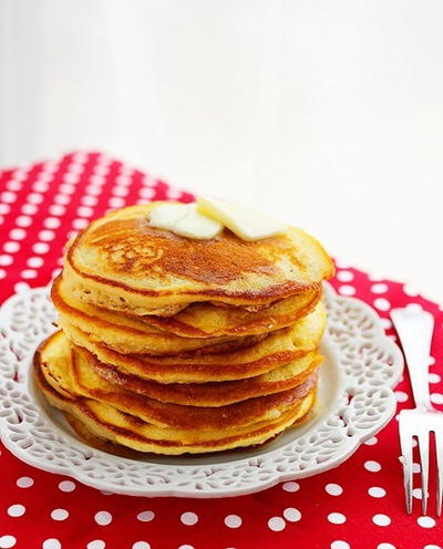 Better Than IHOP Fluffy Buttermilk Pancakes