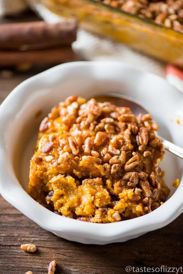 Paleo Sweet Potato Casserole Favehealthyrecipes Com