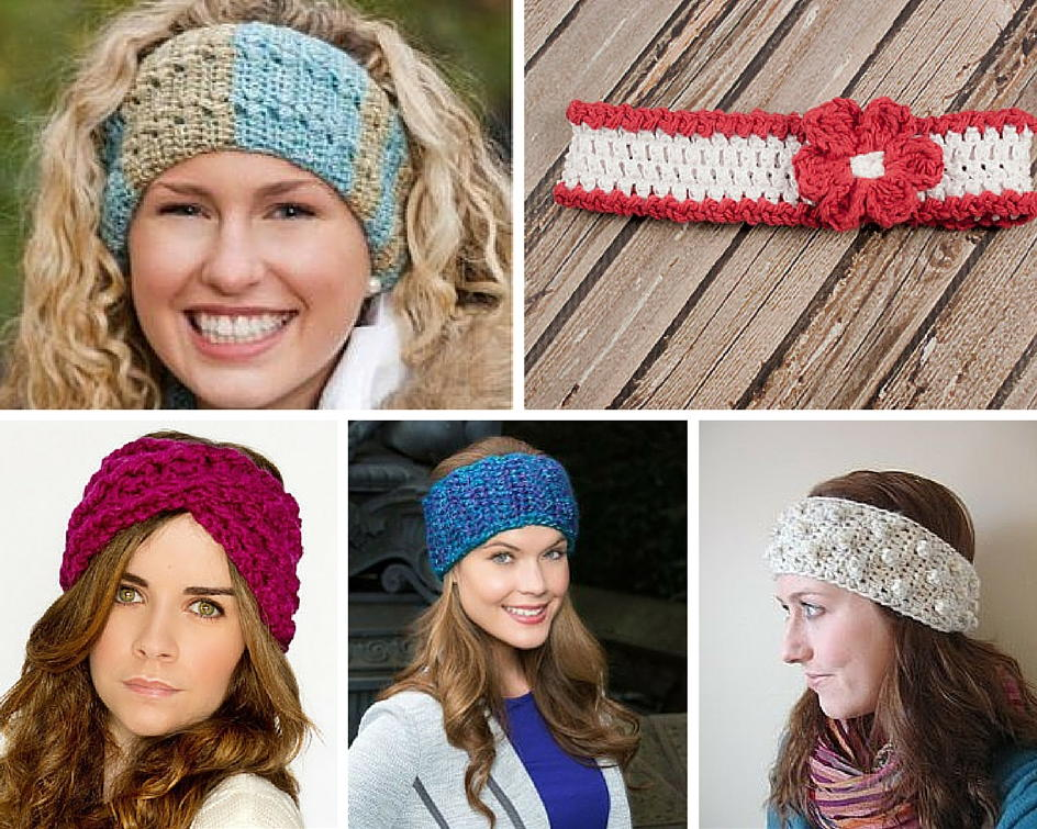 61 Crochet Headband Patterns and Accessories ...
