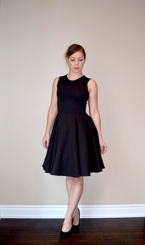 Perfect Little Black Dress Pattern