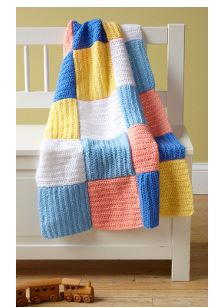 7 Popular Baby Afghan Patterns from Lion Brand
