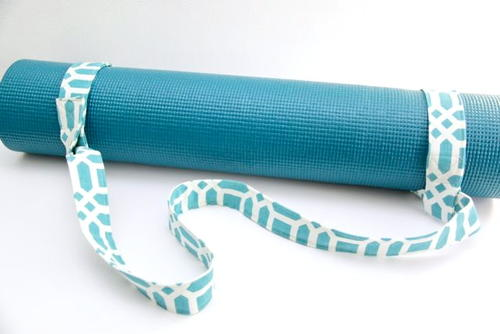 Diy Yoga Mat Strap Sewing Tutorial Diyideacenter Com