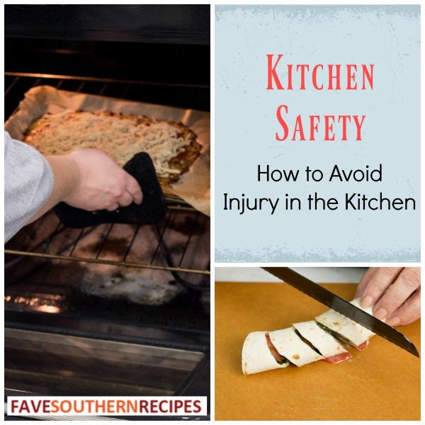 Kitchen Safety: How To Avoid Injuries In The Kitchen