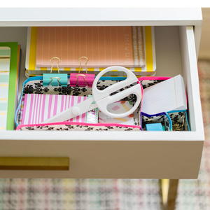 Desk Divider Back to School Craft