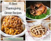 15 Best Thanksgiving Dinner Recipes