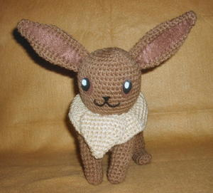 Pokemon Look Alike Eevee Plush