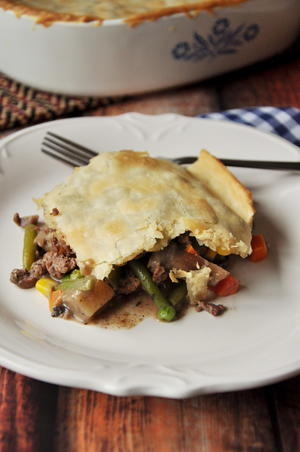 Beef Shepherds Pie
