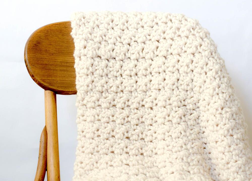 Chunky Icelandic Blanket Favecrafts Com