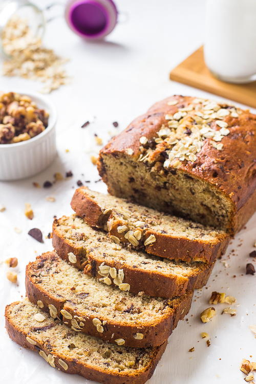 The Ultimate Gluten Free Banana Bread