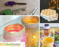 Get Crafty: 26 DIY Craft Projects