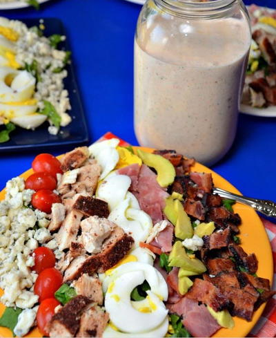 Church Lady Cobb Salad Recipe
