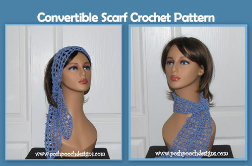 Convertible Summer Scarf