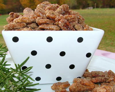 Old-Fashioned Candied Pecans Recipe