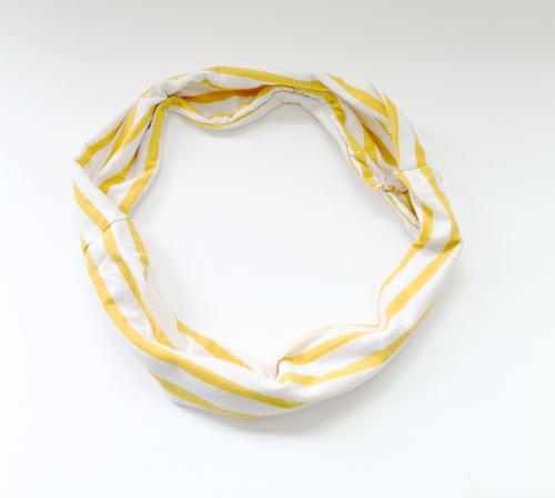 Easy Upcycled DIY Infinity Scarf