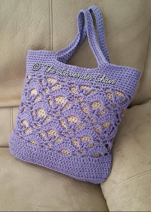 Gemstone Lace Market Bag