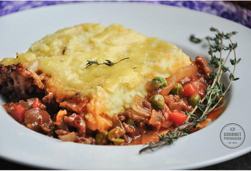 Traditional Irish Shepherd's Pie