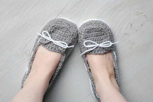 Boat Shoes Slipper Pattern