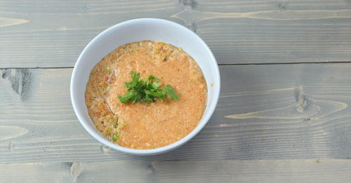 Summer Cold Tomato Soup