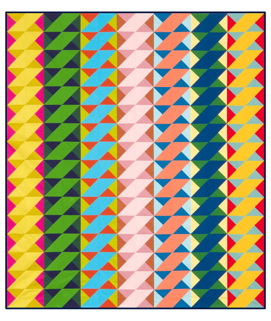 Simple Twist Quilt Pattern Favequilts Com
