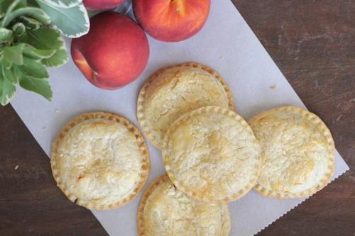 Better Than Anything Peach Slab Pie | FaveSouthernRecipes.com
