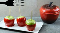 How to Make Cinnamon Candy Apples