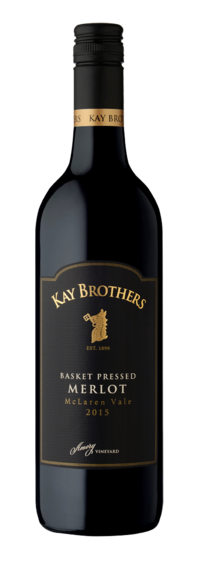 Kay Brothers Basket Pressed Merlot 2012