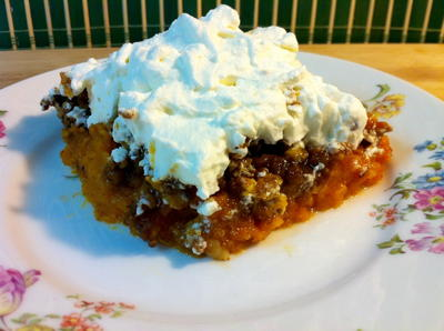 Seriously Good Sweet Potato Dessert