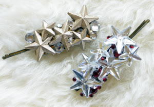 Star Cluster Hair Jewels