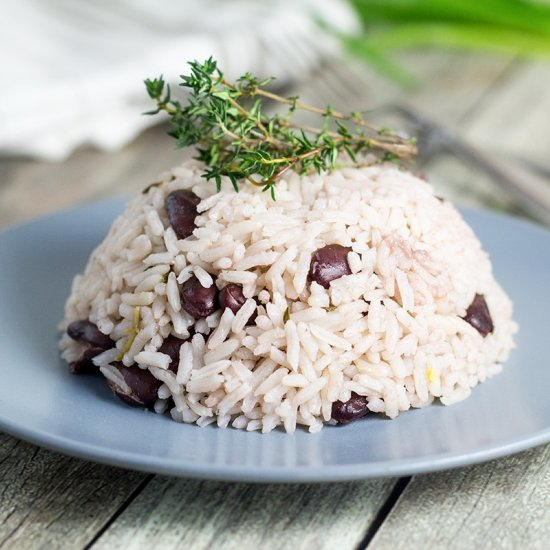 Jamaican Rice And Peas Recipelion Com