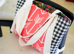 Perfect Picnic Tote Pattern