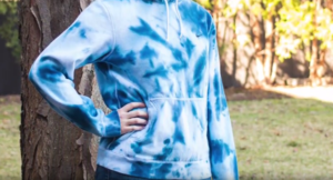 3ba202135ad4fd How to Tie Dye a Hoodie