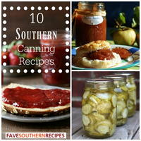 10 Southern Canning Recipes