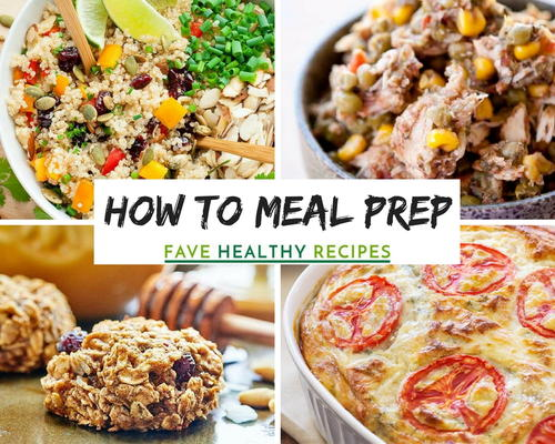 Become a Weekend Warrior How to Meal Prep